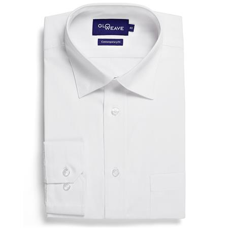 Gloweave EASY CARE POPLIN 1266L colour: WHITE