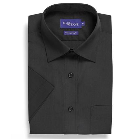 Gloweave EASY CARE POPLIN 1266S colour: BLACK