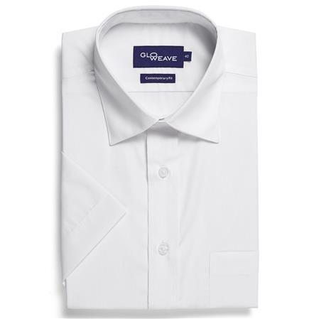 Gloweave EASY CARE POPLIN 1266S colour: WHITE