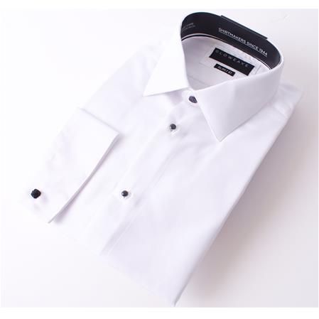 Enlarge  Gloweave Mens THE OCCASIONS STUD SHIRT 1776L WHITE