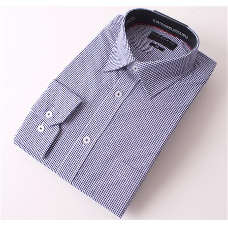 Gloweave THE ESSENTIAL DOBBY GINGHAM 1783L colour: NAVY