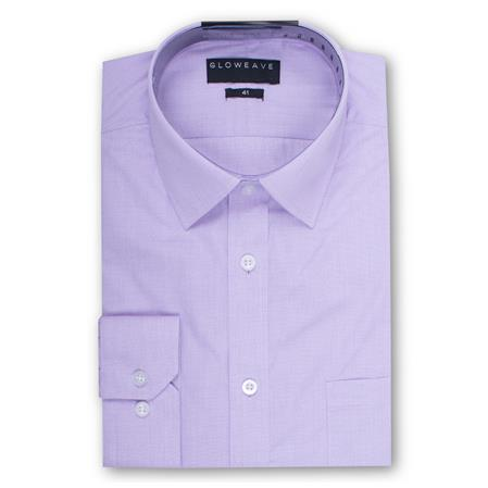 Enlarge  Gloweave Mens MAUVE MICRO CHECK 1843L MAUVE