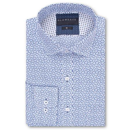 Gloweave THE ALBANY SHIRT 2000L colour: BLUE