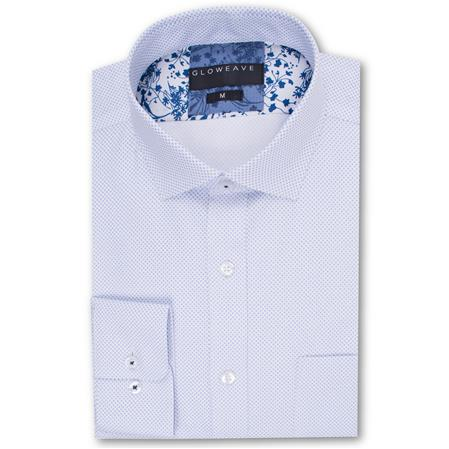 Gloweave THE CLEEVE SHIRT 2003L colour: LIGHT BLUE