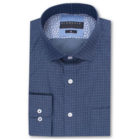 Gloweave THE CLOVERDALE SHIRT 2004L colour: NAVY