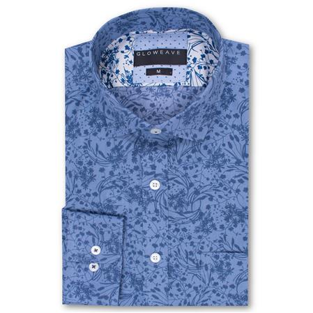Gloweave THE GLENBOURNE SHIRT 2005L colour: NAVY
