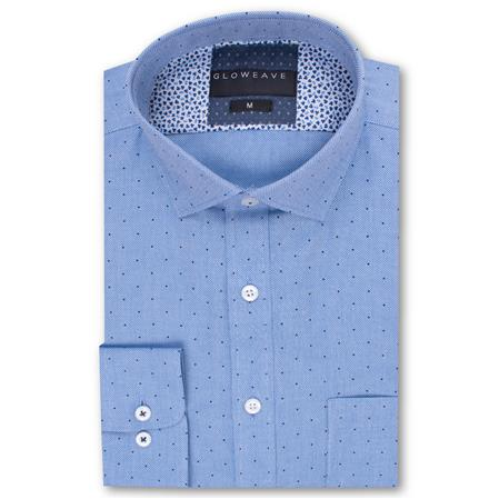 Gloweave THE LAMBERT SHIRT 2007L colour: BLUE
