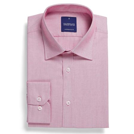 Enlarge  Gloweave Mens MICRO BRICK TEXTURED PLAIN 1708L PINK