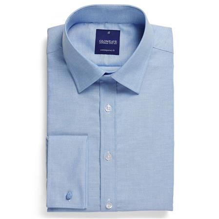 Gloweave OXFORD WEAVE 1716L colour: BLUE