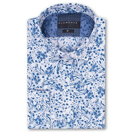 Gloweave THE BROOKVILLE SHIRT 2001L colour: WHITE