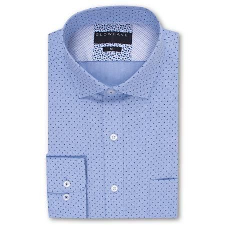 Gloweave THE HEYINGTON SHIRT 2006L colour: LIGHT BLUE
