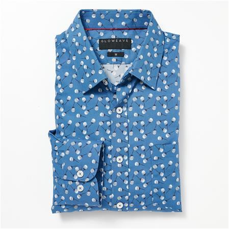 Gloweave DANDELION PRINT 2053L colour: BLUE