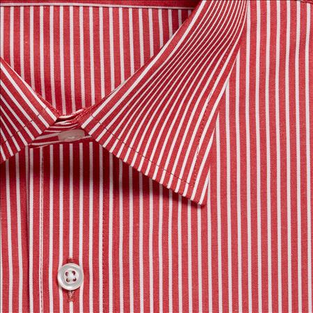 Enlarge  Gloweave Mens 1376L BENGAL STRIPE - RED 1376L RED