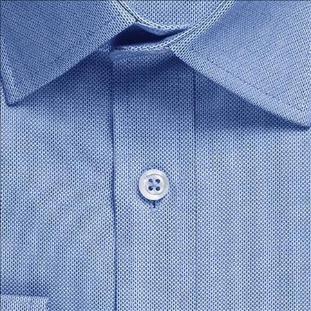 Enlarge  Gloweave Mens 1708L MICRO BRICK TEXTURED PLAIN - BLUE 1708L BLUE